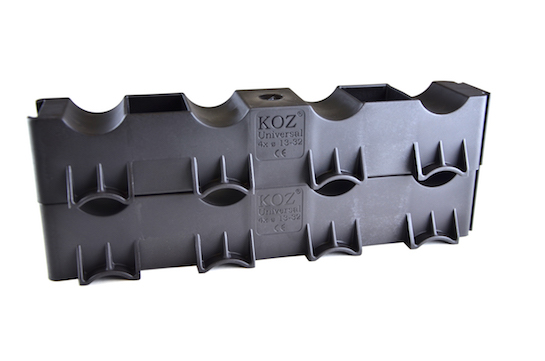 KOZ Products serre-câble Universal UNI 4x 13-32